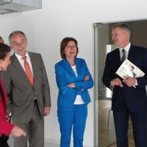 Delegation aus Rheinland-Pfalz besucht Oppeln