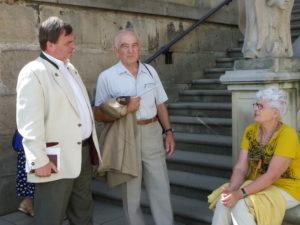 Für die Eheleute Rosemarie und Richard Urban aus Nakel sind deutsche Wallfahrten ein Muss. Bild: Klaudia Kandzia