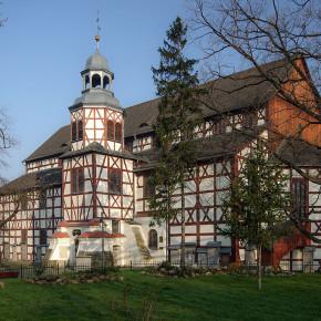 Friedenskirche in Jauer feiert Jubiläum
