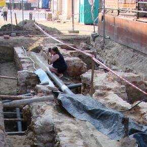 Archäologische Sensation verschoben