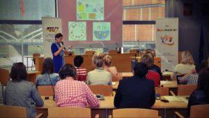 Das Einführungsseminar fand am vergangenen Samstag im Oppelner Marschalamt statt
