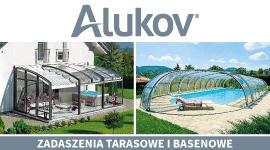 Zadaszenie tarasu i zadaszenie basenu z firmie Alukov