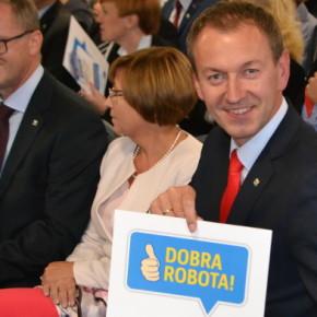 Kampania wyborów parlamentarnych rozpoczęta