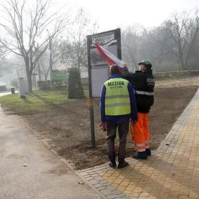 Pierwszy skwer ofiar Tragedii Górnośląskiej w Polsce