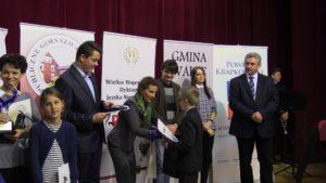 Konsulin Sabine Haake hat den Preisträgern persönlich gratuliert.