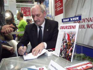 Antoni Macierewicz sollte anfangs nicht Verteidigungsminister werden Foto: Piotr Drabik /flickr