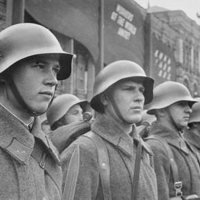 """Als die Rote Armee einrückte - Filmvorführung """"1945 - Die nicht erzählte Geschichte"""""""