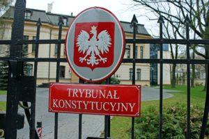 Das Verfassungsgericht steuert heute im Fokus des politischen Interesses. Foto: Lukas Plewnia/Wikipedia, www.polen-heute.de