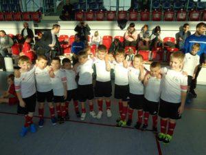 Spieler aus der Fußballschule in Himmelwitz Foto: Facebook/Fußballschule Himmelwitz