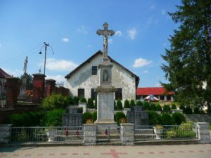 Foto 1: Pomnik w Biedrzychowicach wymaga gruntownego remontu. Foto: Wratislaviae Amici/dolny-slask.org.pl.