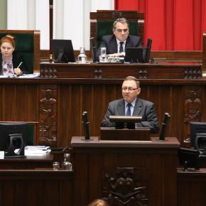 Niemiecki głos rozsądku w polskim Sejmie