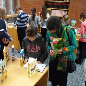 Neue Bücher für die Eichendorff-Bibliothek