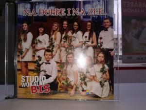 Foto 1: So sieht die neue CD von BiS aus Foto: Aleksandra Mikołajczyk.