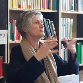 Staubzunge - Hanna Sukare stellt preisgekrönten Roman vor