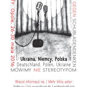 Poetry Slam gegen Stereotype