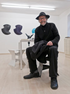 Ben Muthofer urodził się w Opolu w 1937 r. Foto: Galeria Sztuki Współczesnej