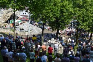 Bei der diesjährigen Wallfahrt werden wieder tausende Pilger erwartet  Foto: Łukasz Biły