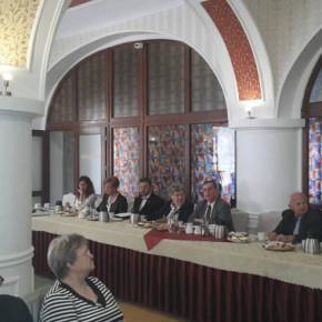 Delegiertenversammlung der Wohltätigkeitsgesellschaft