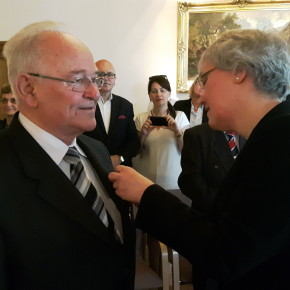 Breslau: Bundesverdienstkreuz für Bruno Kosak