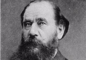 Der Königliche Musikdirektor Bilse um 1875