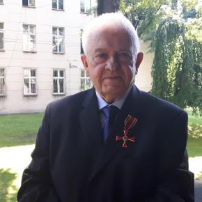 Breslau: Bundesverdienstkreuz für Joachim Niemann