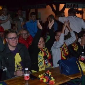 Śląscy Niemcy znów ze strefą kibica