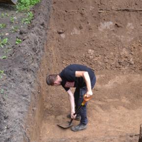 Gräber gefunden! Kein Hundepark!