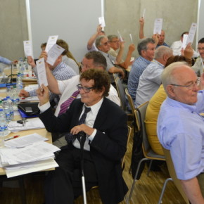 Deutsche Delegierte aus ganz Polen tagten in Oppeln