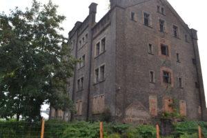 Der jetzige Zustand der einstigen Kaserne ist tragisch Foto: Łukasz Biły.