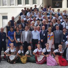 Mniejszości pokazały się w Berlinie
