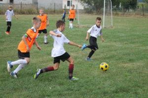 Schon mehr als 200 Kinder trainieren in der Miro-Schule.