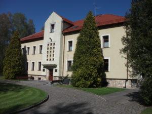 Das Museum in Lamsdorf lädt zum Fahrradausflug ein. Foto: M. Leibig