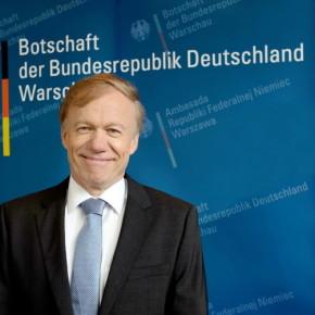 Ich schätze mich glücklich Botschafter in Polen zu sein