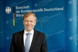 Botschafter Rolf Nikel