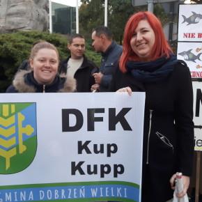 Protest gegen Vergrößerung Oppelns
