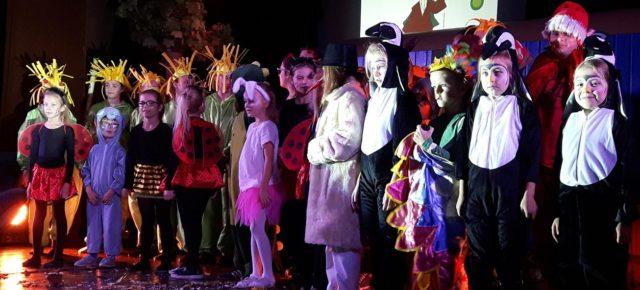 Deutsche Kindersendungen auf der Bühne