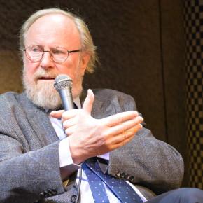 Wolfgang Thierse spricht über seine Heimat Breslau