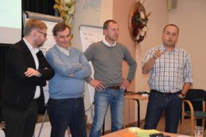 Liderzy mniejszości debatowali w Łubowicach.