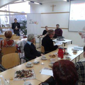 Matthias Nawrat traf sich mit seinen Lesern