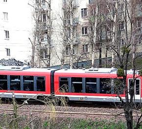 Stettin-Berlin in 80 Minuten