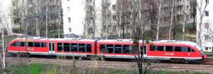 Für den Ausbau der Strecke Berlin-Stettin stellt der Bund insgesamt 138 Millionen Euro zur Verfügung.