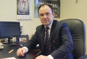 Tomasz Garbowski jest ekspertem w zakresie piłki nożnej.