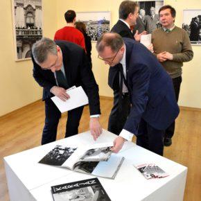 Ein ganz Großer - Fotos von Erich Lessing in Oppeln