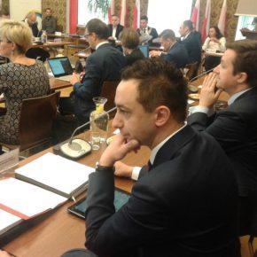 Deutsche Minderheit reagiert auf die Abberufung von Marcin Gambiec