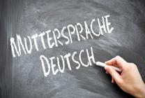 Ist deutsch noch Muttersprache? / Czy język niemiecki jest jeszcze językiem ojczystym?