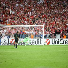 Egzekucja w Muenchen - Bayern - Arsenal 5-1!