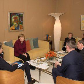 Was bleibt vom Polenbesuch der Kanzlerin?