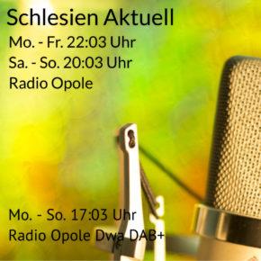 Zum Nachhören: Schlesien Aktuell Juni 2017