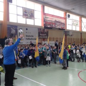 Zweiter Geburtstag der Miro Deutschen Fußballschule Chronstau