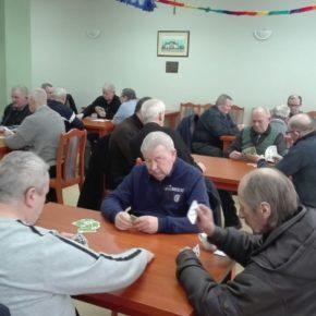 Ergebnisse des II Skat Turniers der Gogoliner Gemeindeliga